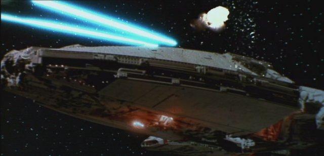 Galactica essay