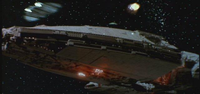 battlestar galactica essay