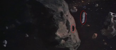 blow huge asteroids come close - photo #37