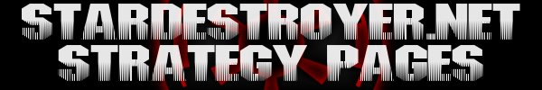 StarDestroyer.Net Strategy Page Banner