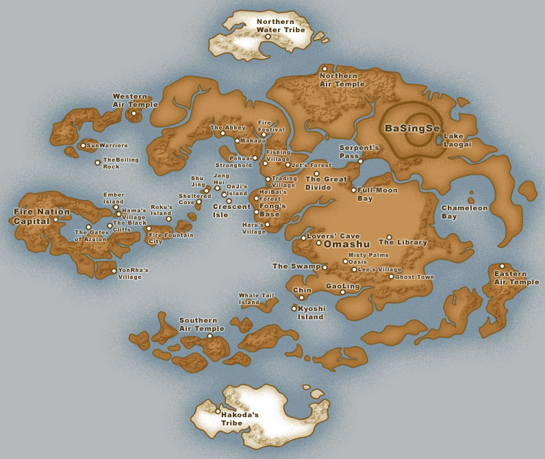 File:Avatar World Map.jpg - Imperial Wiki